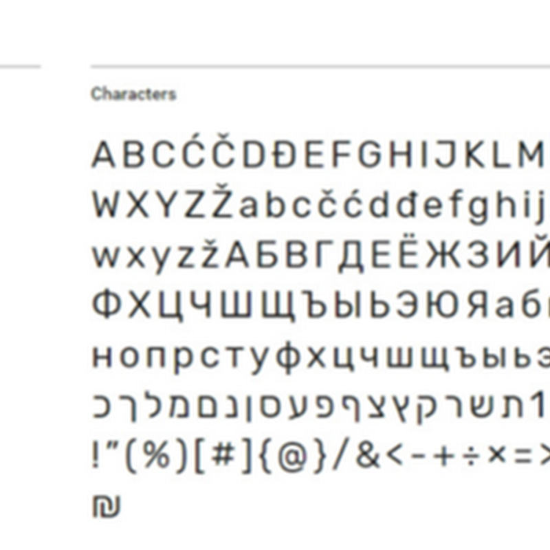 Las 10 mejores fuentes de Google Fonts para hacer encabezados