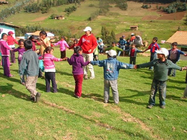Niños en Chota - Otuzco