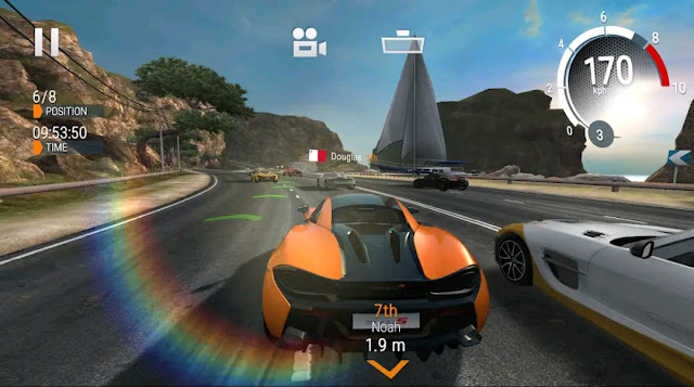 Top 5 New Graphical Android Racing Games You Can Download