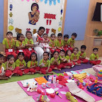 Baby Visit for Nursery Afternoon Section at Witty World, Chikoowadi (2018-19)