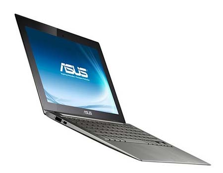 Asus UX21 Review, Asus Ultra Thin and Light Laptop 2011