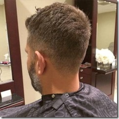 Low tapered fade
