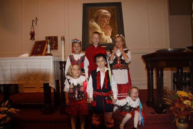 Feast of Blessed John Paul II: October 22nd - pictures  Aneta Mazurkiewicz - IMG_0730.jpg