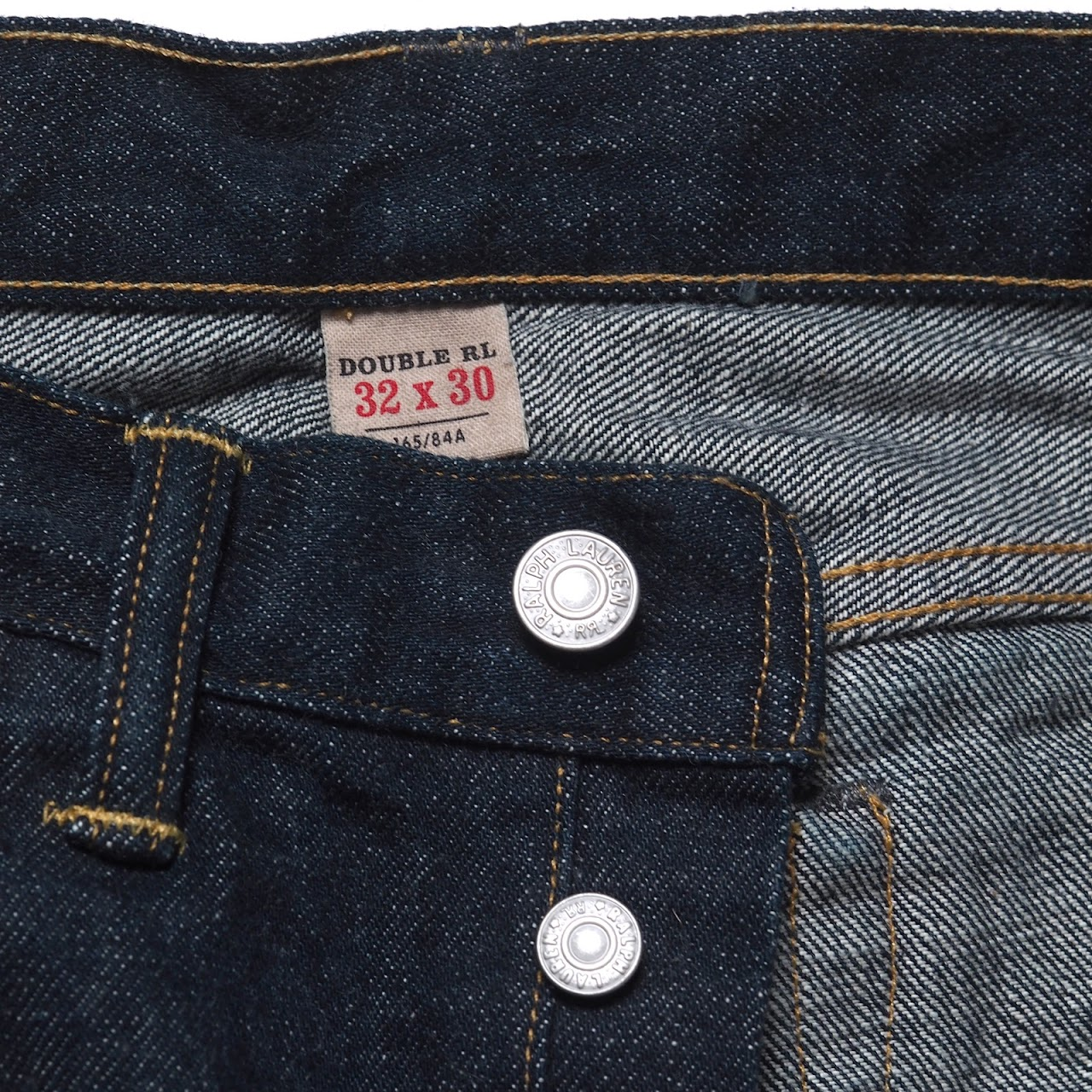RRL / Slim Narrow Selvedge Jean