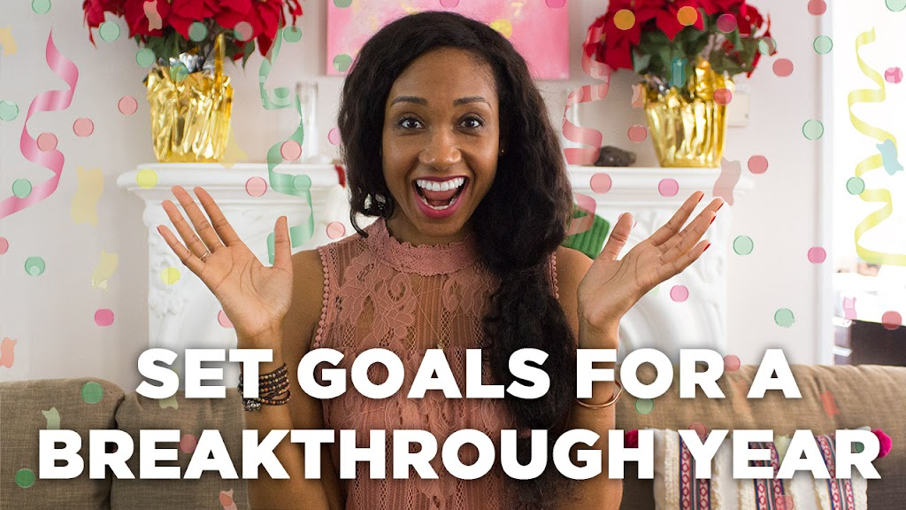 (image) Set Goals for a Breakthrough Year