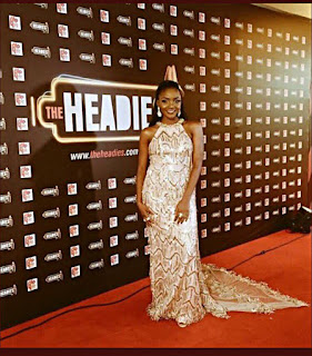 Simi , Headies award