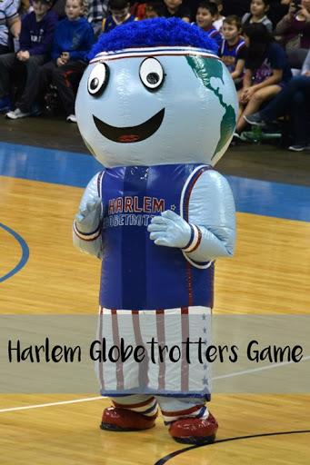 Harlem Globetrotters Game