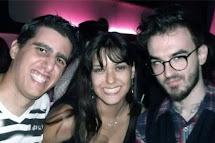 Moreno, eu e PC Siqueira