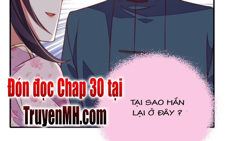 Ngày Nào Thiếu Soái Cũng Ghen Chapter 29 - Truyenmoi.xyz