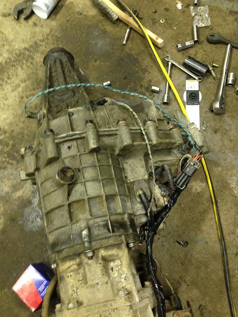 87 jeep grand wagoneer lm7 4l60e np8 swap - ls1tech ... jeep transfer case wiring