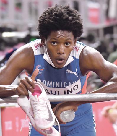 Marileidy Paulino: ¿Qué chances tiene de ganar medalla? Enterate el día y la hora que corre por la medalla de oro.