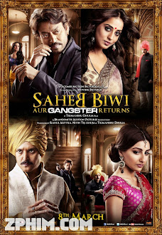 Đấu Tranh Gia Tộc - Saheb Biwi Aur Gangster Returns (2013) Poster