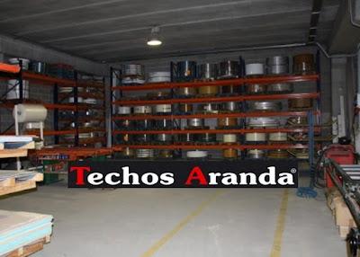Techos aluminio Zamora