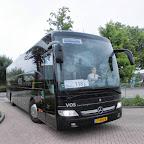 Mercedes Tourismo van Vos Taxi en Touringcars