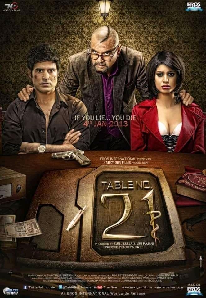 Table No 71 হিন্দী রোমান্টিক থ্রিলার মুভি রিভিউ