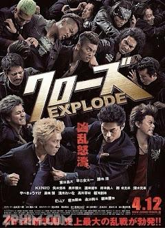 Bá Vương Học Đường 3 - Crows Explode (2014) Poster