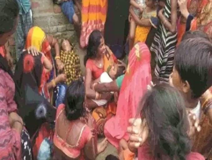 मधुबनी में गड्ढे में डूबने से तीन बच्चों की मौत, मिट्टी निकालने के दौरान हुआ हादसा
