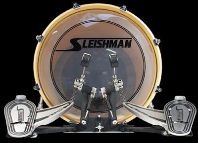 Двойная педаль Sleishman