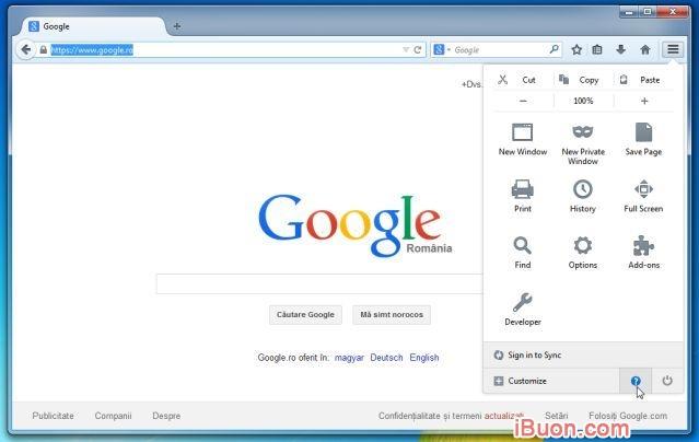Ảnh mô phỏngGỡ bỏ hoàn toàn WebSearch Toolbar và WebSearch.com - Firefox-Help-button