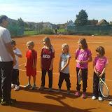 Webalbum 2014 - Probetraining mit Tennisschule Tino