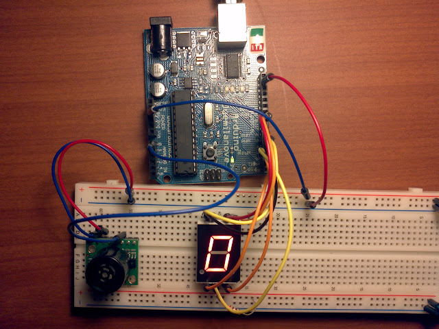 Arduino Proximity Sensor - Free download and
