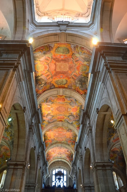 Sé Catedral de Lamego - Igreja-casa-mãe da Diocese de Lamego - Portugal (17)