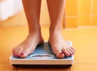 Abrupt weight loss