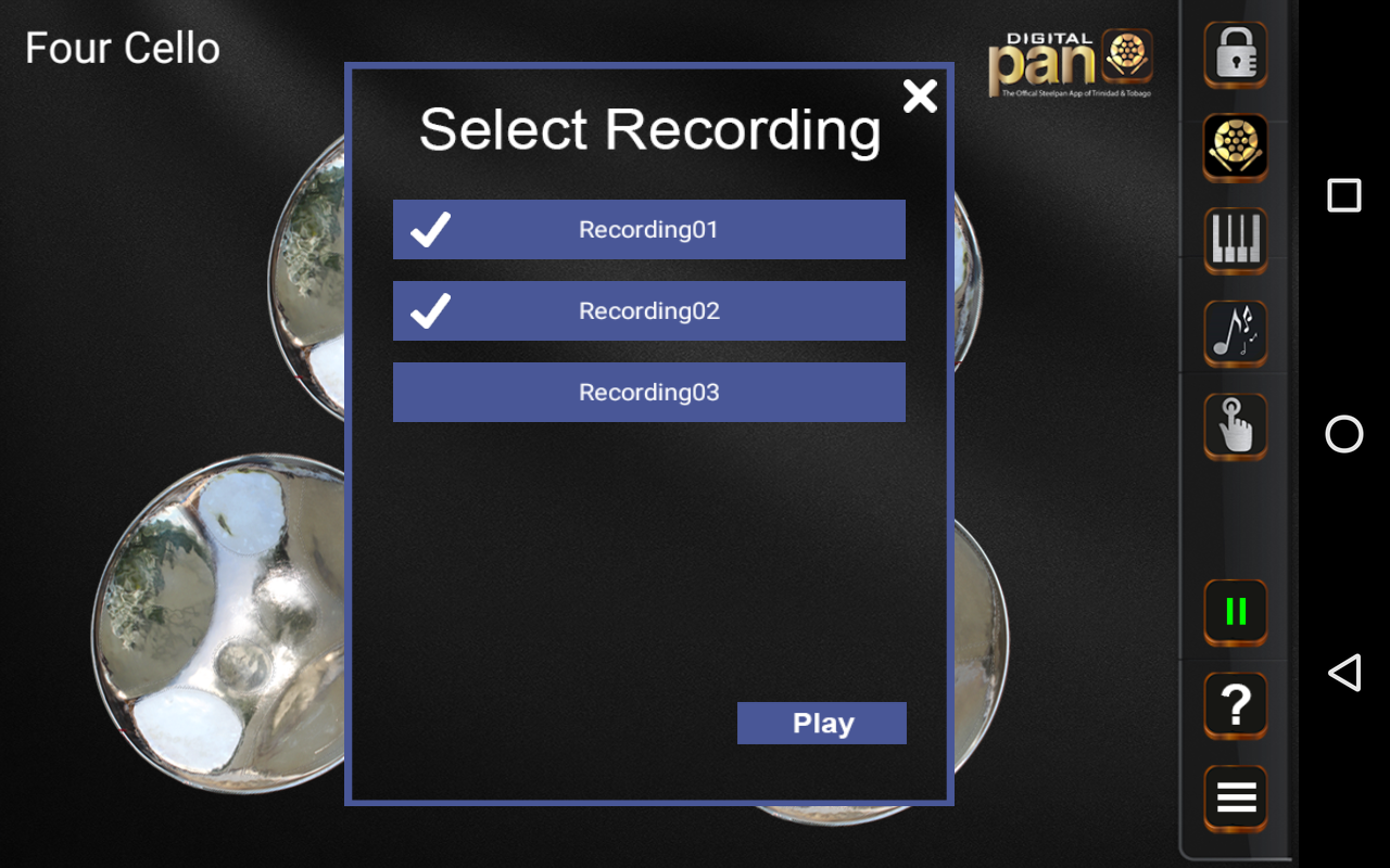 Digital Pan Free- screenshot
