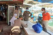 2 Dari 12 Pelanggar ProKes disanksi Kerja Sosial oleh Tim Ops Yustisi Gabungan Polsek Kepulauan Seribu Utara