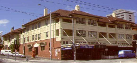 Summerland Mansions 17-27 Fitzroy Street St Kilda, VIC, Australia