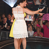 OIC - ENTSIMAGES.COM - Chloe Wilburn - Winner and Emma Willis at the  Big Brother live final at Elstree Studios UK 16th July 2015 Photo Mobis Photos/OIC 0203 174 1069