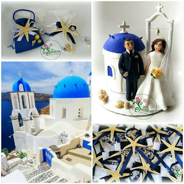 Matrimonio Tema Grecia : Lo scricciolo rosa matrimonio in grecia tema mare