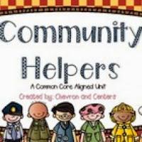 http://www.teacherspayteachers.com/Product/Community-Helpers-1433425