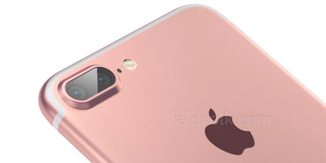 i Phone 7 Plus Concept