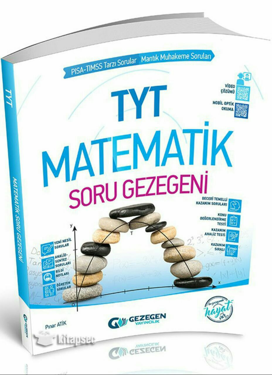 Gezegen Yayınları TYT Matematik
