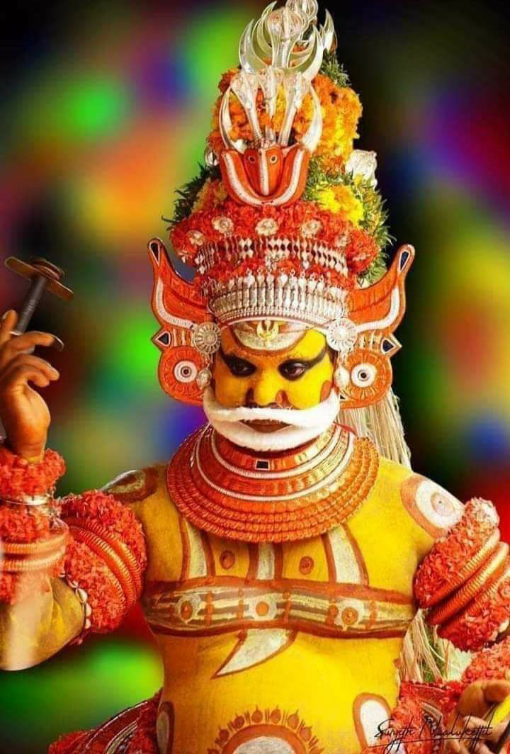 muthappan theyyam images