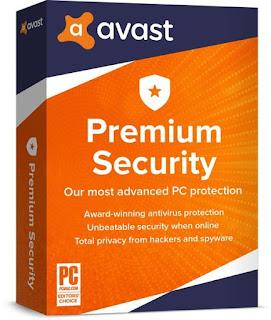Avast Premium Security 21.1.2449