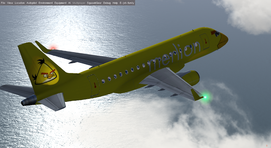 Merlion ERJ170 Angry Birds Liveries! (DOWNLOAD) Fgfs-screen-945
