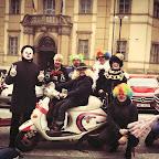 Carnevale Praha - Slet masek - 2. února 2013