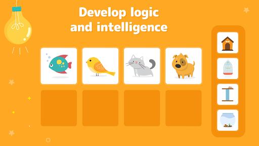 Tiny Puzzle u2764ufe0f Educational games for kids free 2.0.27 screenshots 3