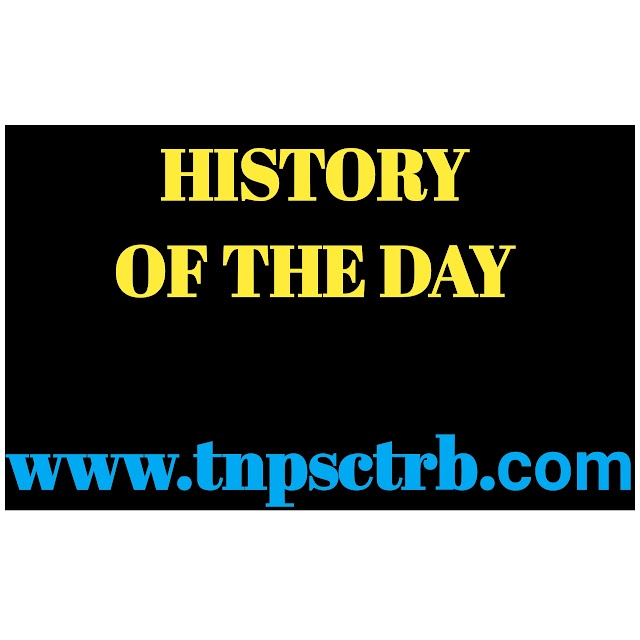 HISTORY OF THE DAY 31.08.2018 | TNPSC | HISTORY STUDY MATERIALS FREE DOWNLOAD