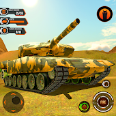 Army Tank Battle War Machines Mod