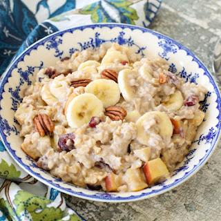 Holiday Oatmeal Recipe