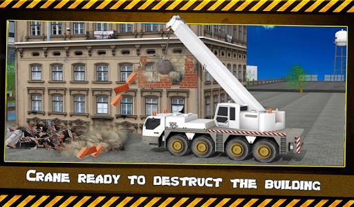 玩免費模擬APP|下載クレーン:建物の破壊 app不用錢|硬是要APP