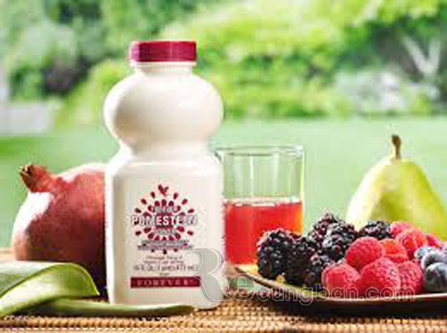 Nước uống dinh dưỡng Forever Pomesteen Power mã số 262