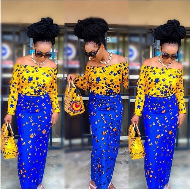 Latest Long ankara Dress Styles 2017 (3)