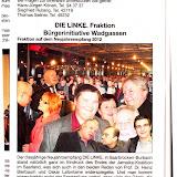 21. Januar 2012 Wadgasser Rundschau 3/2012