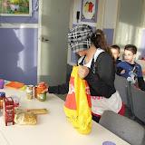 Sobere maaltijd voor de kinderen van de kinderkerkclub. - DSCF5779.JPG