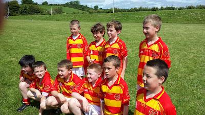 Under 10 Football BlitzClonakilty Saturday 14 June