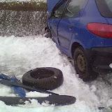 Dopravní nehoda Studenec - 6. ledna 2012